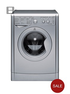 indesit-iwc61451s-1400-spin-6kg-load-washing-machine-silver