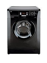 WMB714422B 7kg Load, 1400 Spin Washing Machine - Black