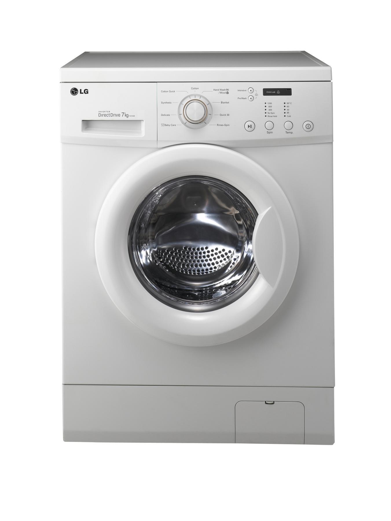 cheap lg washing machines at. Black Bedroom Furniture Sets. Home Design Ideas