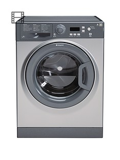 hotpoint-wmyf842g-1400-spin-8kg-load-washing-machine-graphite