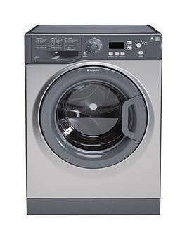 Hotpoint Extra Wmxtf842G 1400 Spin 8Kg Load Washing Machine  Graphite