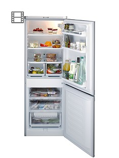 indesit-ncaa55s-55cm-fridge-freezer-silver