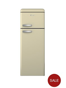 swan-sr11010c-55cm-retro-top-mount-fridge-freezer-cream