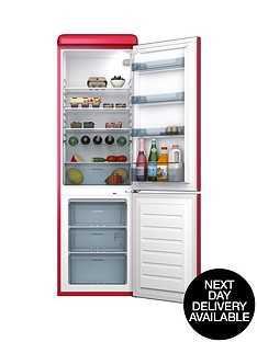 swan-sr11020r-60cm-retro-fridge-freezer-red-next-day-delivery