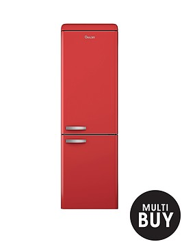 swan-sr11020r-60cm-retro-fridge-freezer-red