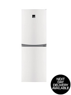 zanussi-zrb35315wa-60cm-frost-free-fridge-freezer-next-day-delivery-white