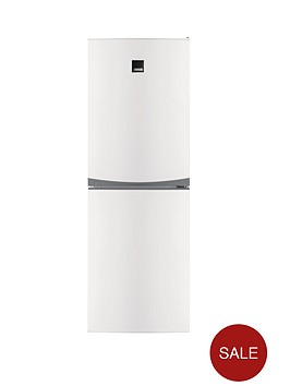 zanussi-zrb35315wa-60cm-frost-free-fridge-freezer-white