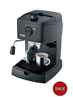 delonghi-ec146b-traditional-pump-espresso-machine-black