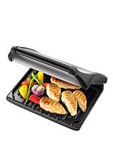 19932 7-Portion Grill - Silver