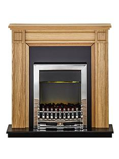 adam-fire-surrounds-georgian-oak-electric-fireplace-suite-with-chrome-inset-fire