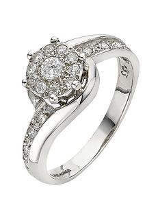love-diamond-9-carat-white-gold-twist-ring