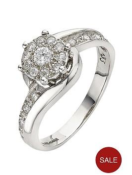 love-diamond-9-carat-white-gold-twist-ring