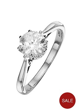 18-carat-white-gold-solitaire-ring