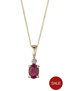 love-gem-9-carat-yellow-gold-ruby-and-diamond-pendant-on-18-inch-chain