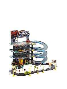 small-wonders-80-piece-parking-garage-play-set