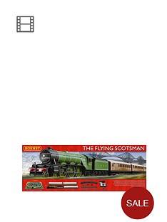hornby-train-set-the-flying-scotsman
