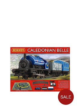 hornby-caledonian-belle
