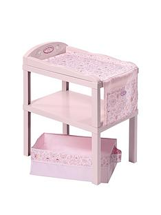 baby-annabell-care-station