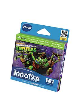 VTech Innotab Learning Cartridge  Teenage Mutant Ninja Turtles