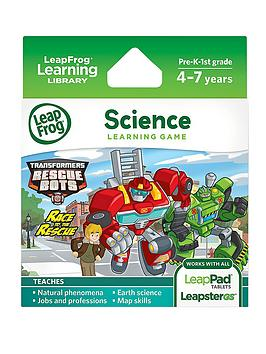 leapfrog-explorer-learning-game-transformers-rescue-bots