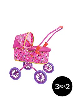 minnie-mouse-dolls-pram