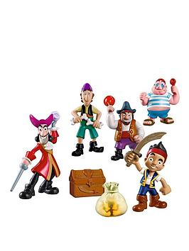 jake-and-the-neverland-pirates-deluxe-adventure-figure-pack