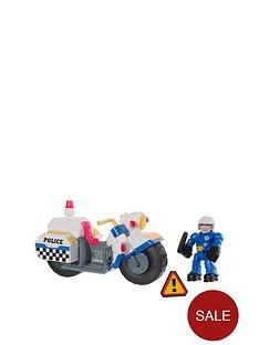 tonka-town-police-bike