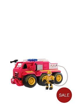 tonka-town-fire-engine