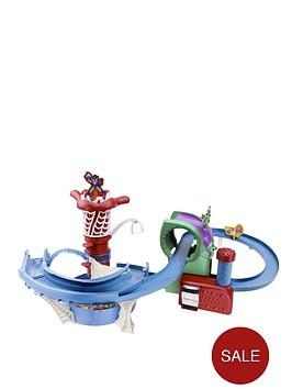 playskool-spiderman-web-racing-funhouse-2-pack