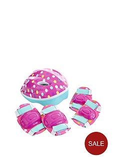 small-wonders-safety-helmet-knee-and-elbow-pad-pack-girls