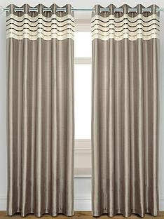 carnival-faux-silk-eyelet-curtains