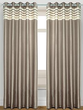 carnival-faux-silk-eyelet-curtains