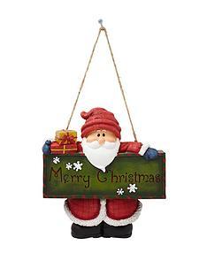 santa-hanging-plaque-christmas-decoration