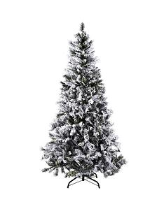 princess-pine-flocked-christmas-tree-6ft