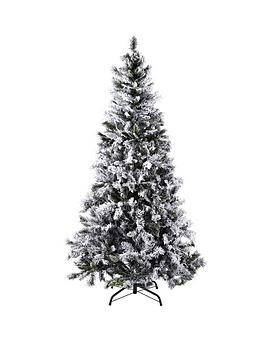 princess-pine-flocked-christmas-tree-6ft