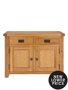 oakland-oak-ready-assembled-compact-sideboard