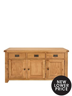 oakland-oak-ready-assembled-large-sideboard