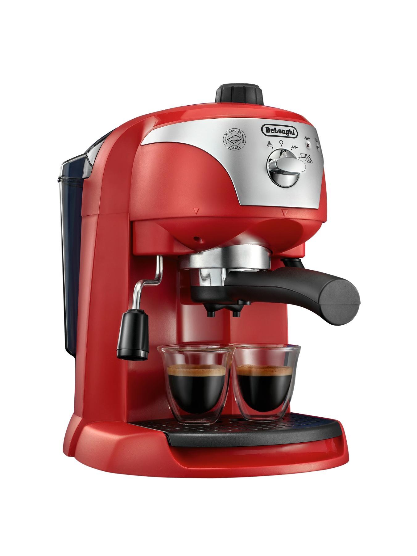 Motivo ECC220.R Espresso Maker - Red
