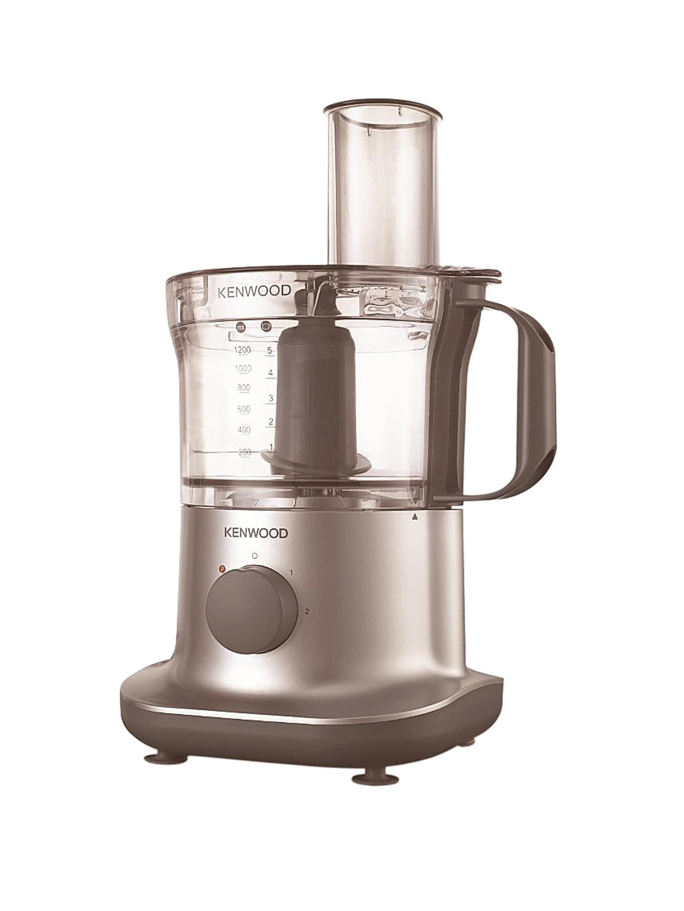FPP215 750-watt Food Processor - Silver