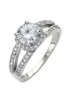 moissanite-15-carat-round-9-carat-white-gold-ring
