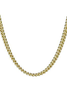 love-gold-9-carat-rolled-gold-1oz-curb-chain
