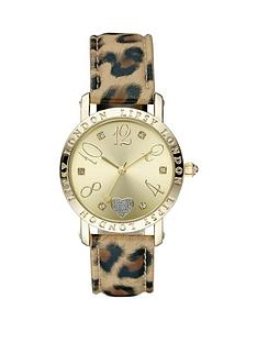 lipsy-pu-leopard-print-strap-ladies-watch
