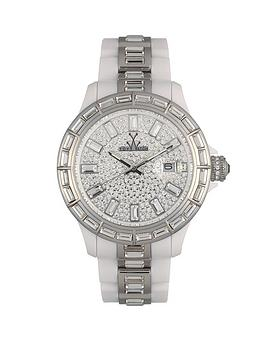 toy-watch-time-only-white-plasteramic-ladies-watch