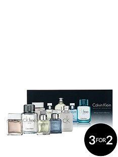 calvin-klein-5-piece-miniature-set-for-men