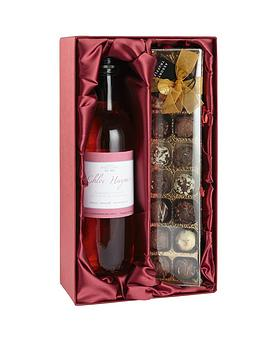personalised-rose-wine-and-chocolates-gift-set