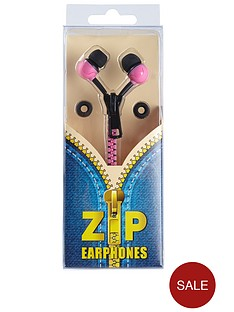 zip-earphones