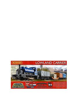 hornby-train-set-lowlander