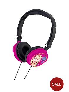 barbie-stereo-headphones