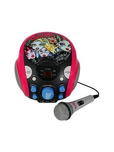 monster-high-portable-karaoke-machine