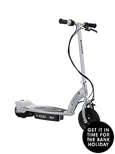 razor-e100-electric-scooter-silver